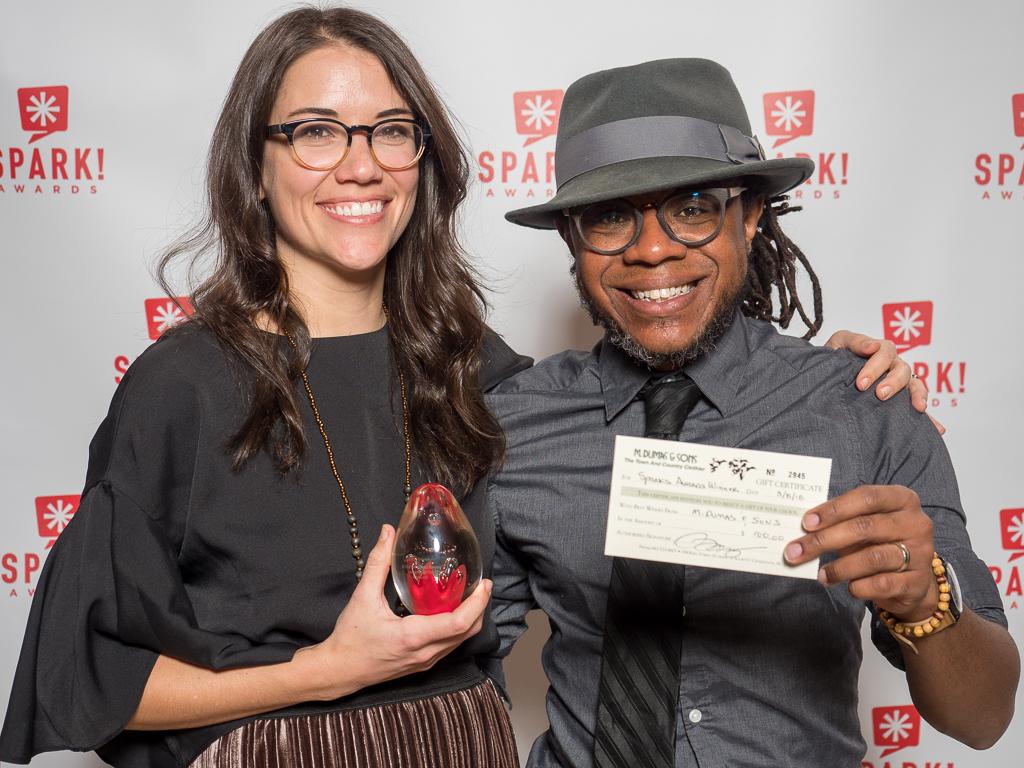 2018 SPARK! Award Winners